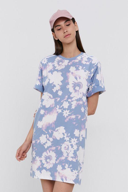 multicolor adidas Originals - Sukienka bawełniana