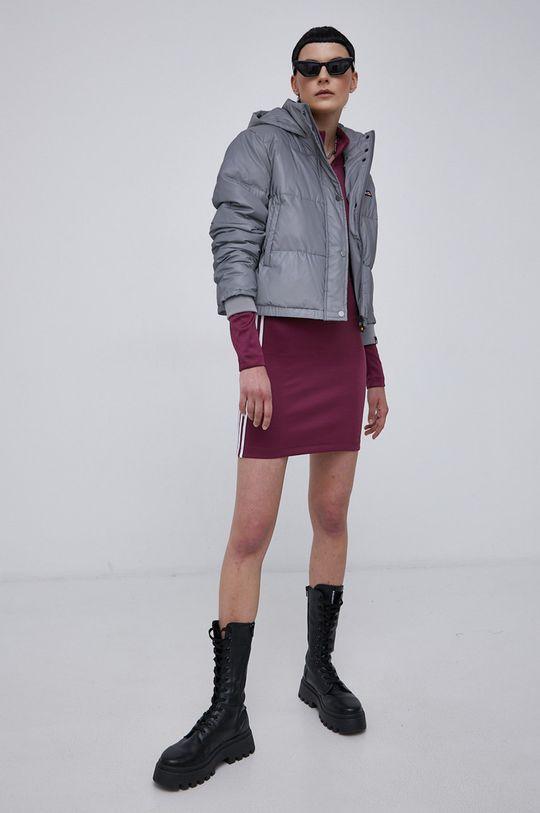 adidas Originals - Sukienka purpurowy