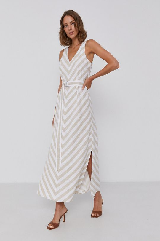 biały Dkny - Sukienka Damski
