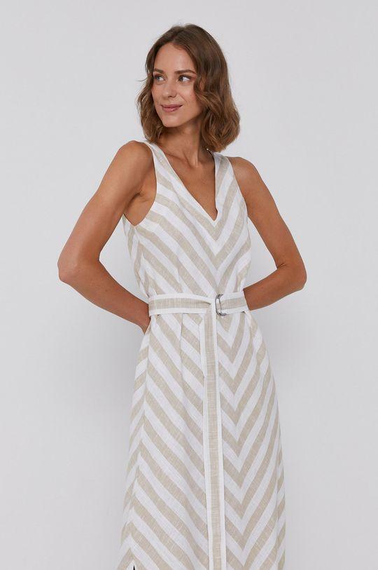 biały Dkny - Sukienka