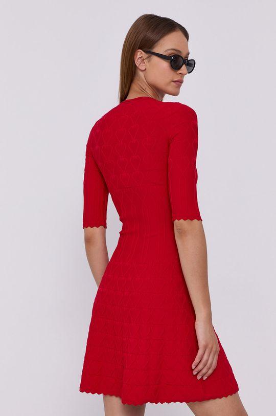 Love Moschino - Sukienka 45 % Poliamid, 55 % Wiskoza