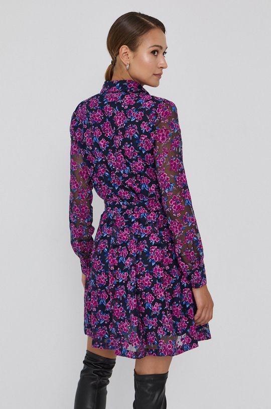 Love Moschino - Sukienka Podszewka: 100 % Bawełna, Materiał zasadniczy: 35 % Poliamid, 65 % Wiskoza