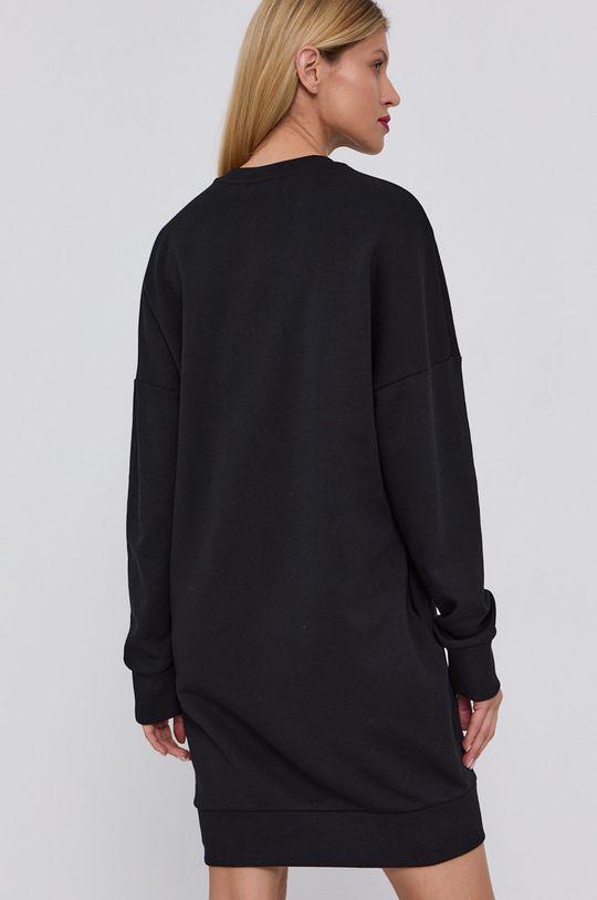 Love Moschino - Sukienka Materiał zasadniczy: 100 % Bawełna, Inne materiały: 99 % Bawełna, 1 % Elastan