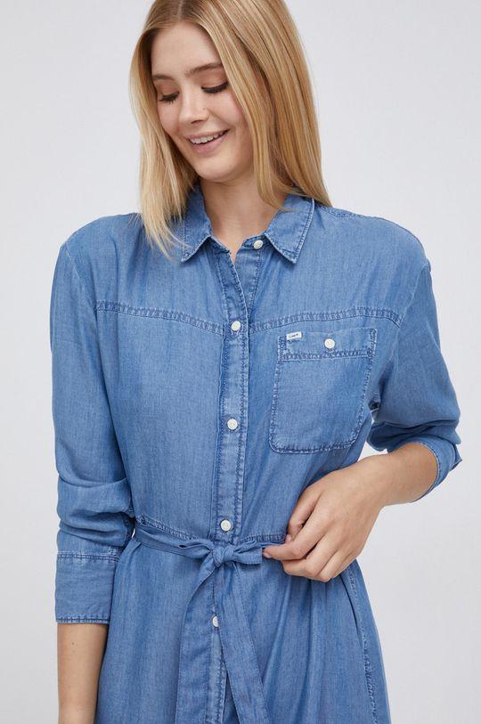 niebieski Lee - Sukienka