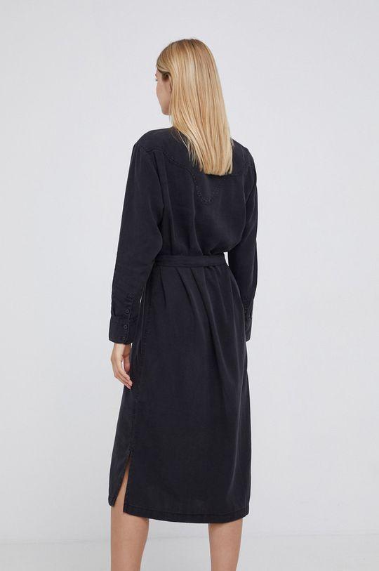 Lee - Sukienka 35 % Bawełna, 65 % Lyocell