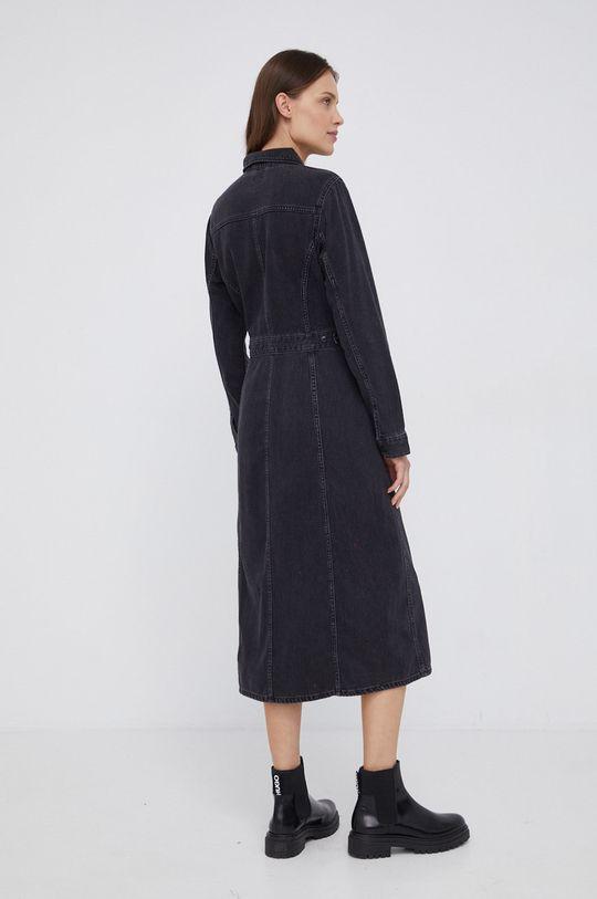 Lee - Sukienka jeansowa 73 % Bawełna, 27 % Lyocell
