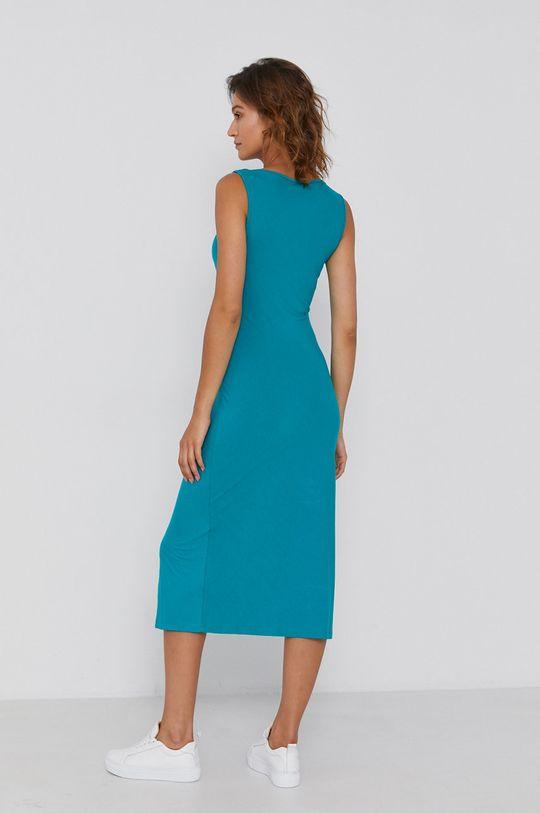 Dkny - Sukienka 6 % Elastan, 94 % Rayon