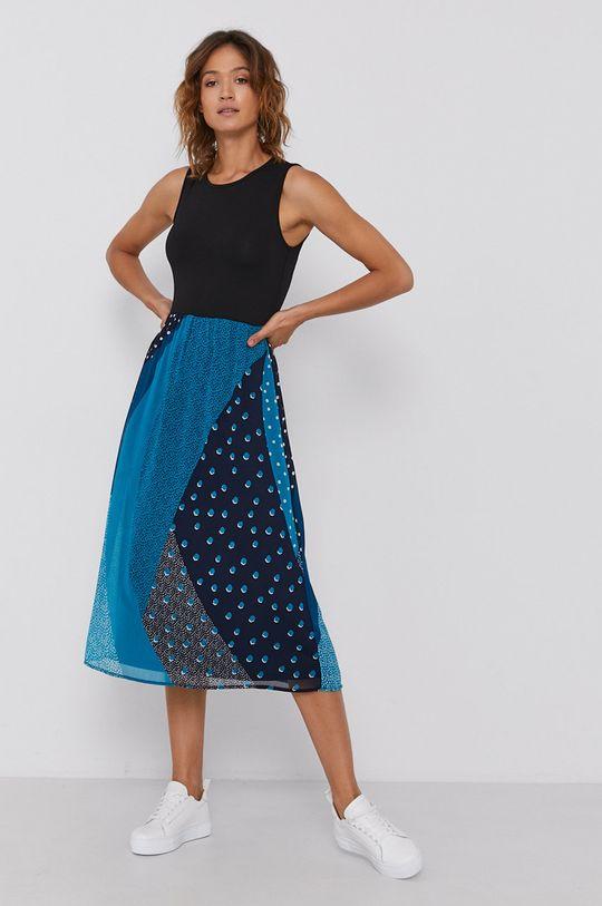 Dkny - Sukienka morski