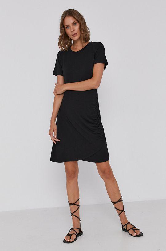 Dkny - Šaty černá