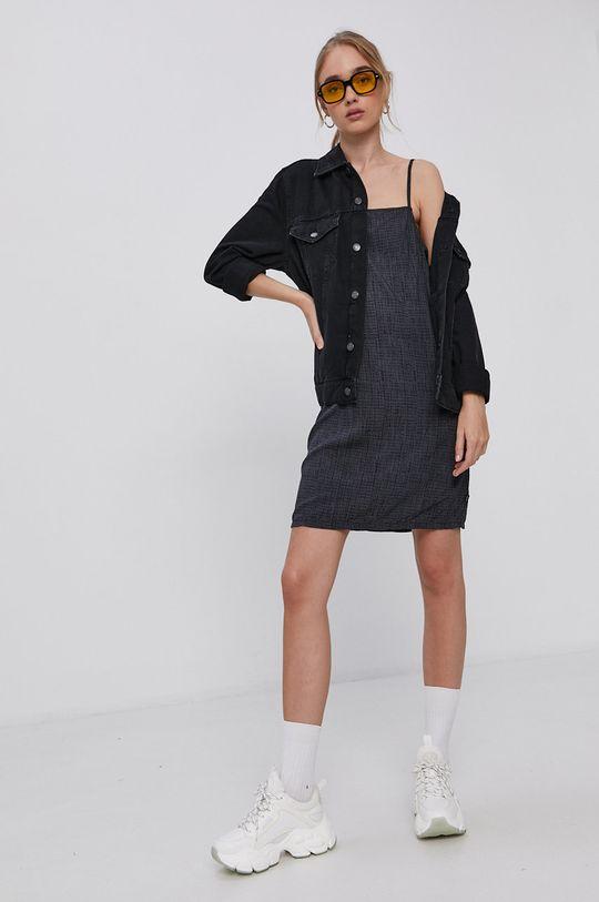 Vans - Šaty šedá