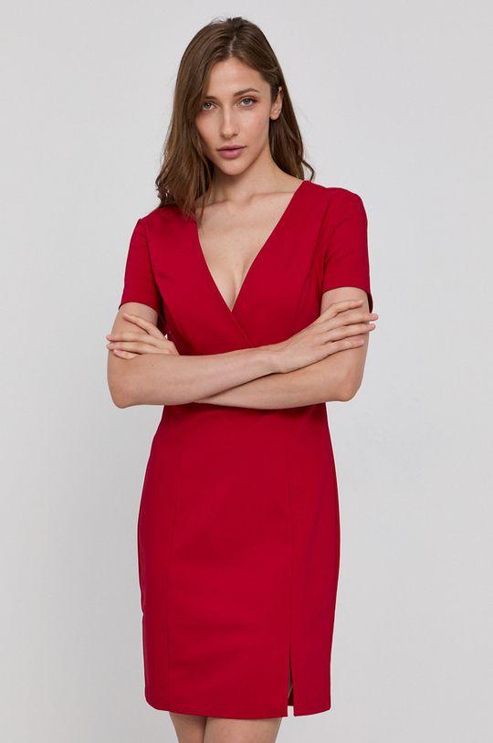 ostrá červená Morgan - Šaty Dámský