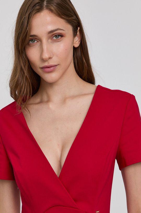 ostrá červená Morgan - Šaty