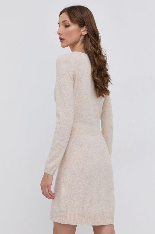 Morgan - Sukienka z domieszką wełny 42 % Akryl, 4 % Elastan, 30 % Poliamid, 24 % Wełna