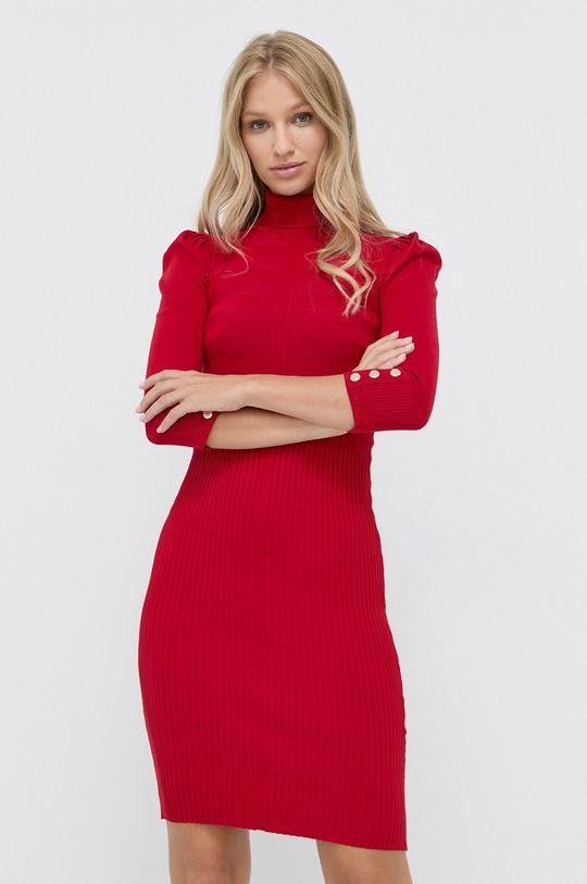 ostry czerwony Morgan - Sukienka Damski