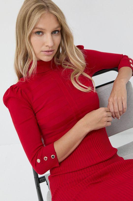 ostry czerwony Morgan - Sukienka
