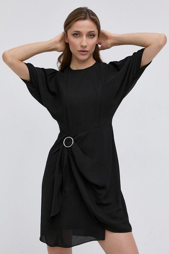 czarny The Kooples - Sukienka Damski