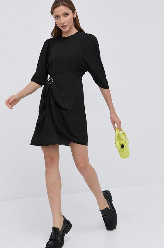 czarny The Kooples - Sukienka
