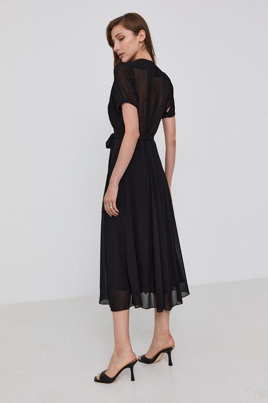 The Kooples - Sukienka Podszewka: 100 % Wiskoza, Materiał zasadniczy: 100 % Wiskoza