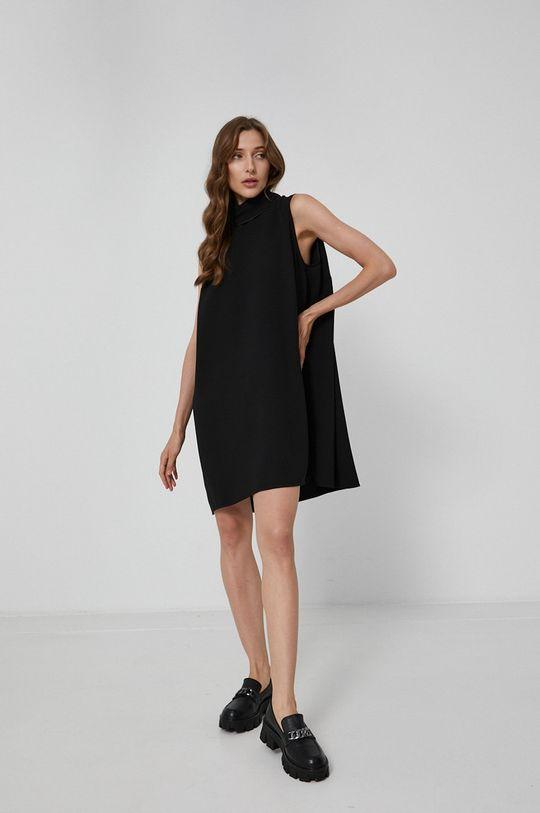 Victoria Victoria Beckham - Sukienka czarny