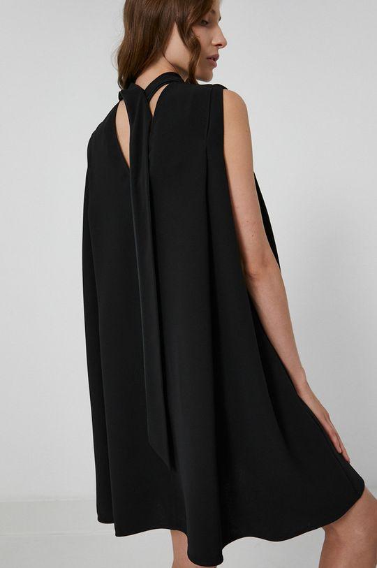 czarny Victoria Victoria Beckham - Sukienka