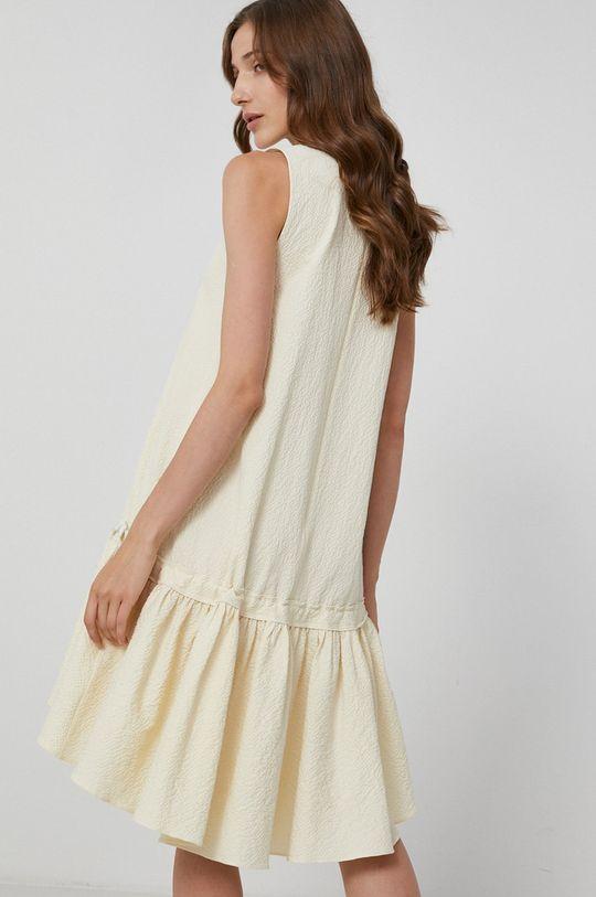 Victoria Victoria Beckham - Sukienka Materiał zasadniczy: 97 % Bawełna, 3 % Elastan, Inne materiały: 100 % Poliester