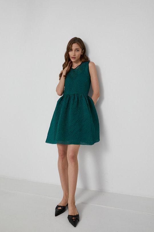 zielony Victoria Victoria Beckham - Sukienka Damski