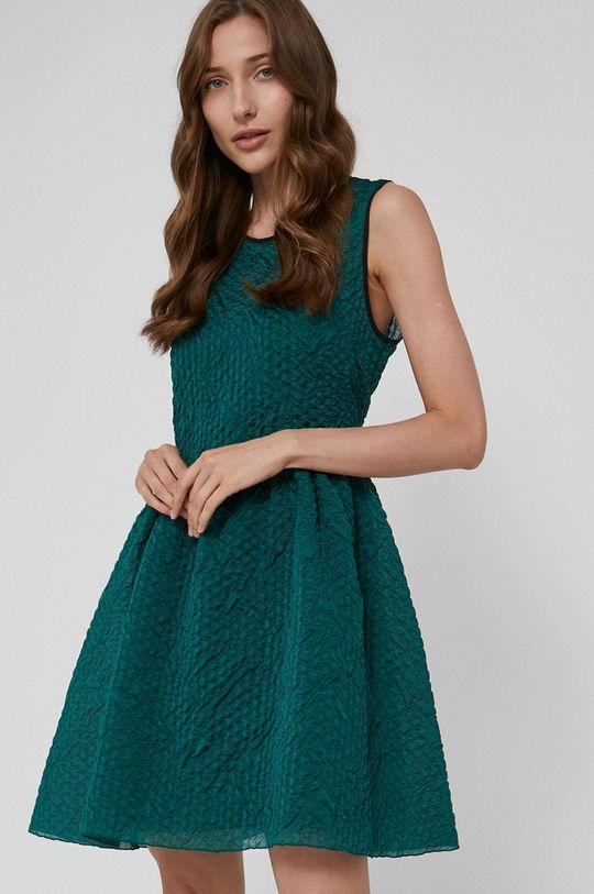 Victoria Victoria Beckham - Sukienka zielony