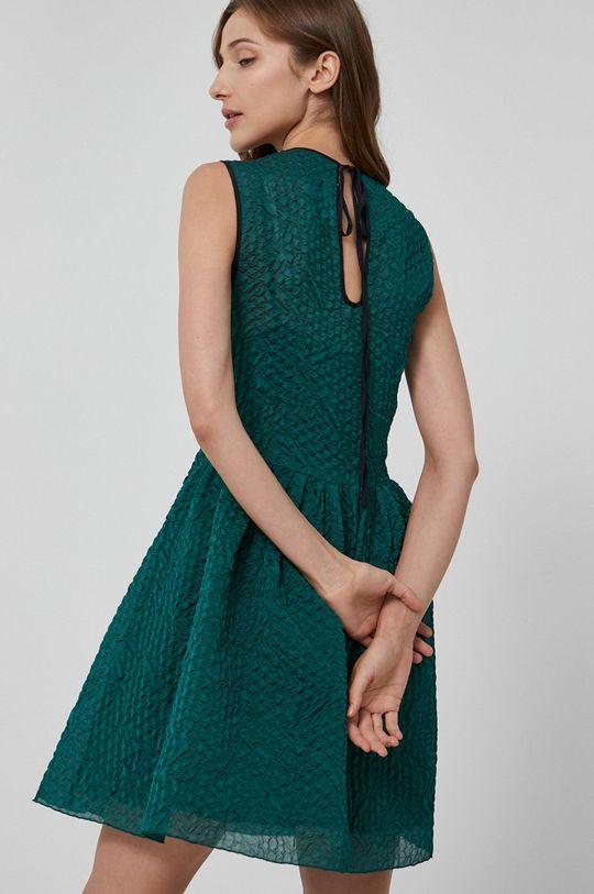 Victoria Victoria Beckham - Sukienka Podszewka: 100 % Poliester, Materiał zasadniczy: 40 % Jedwab, 28 % Poliamid, 32 % Poliester, Podszewka kieszeni: 40 % Jedwab, 28 % Poliamid, 32 % Poliester