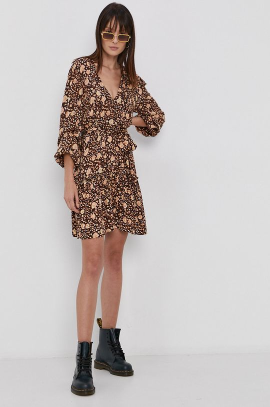Billabong - Šaty hnědá