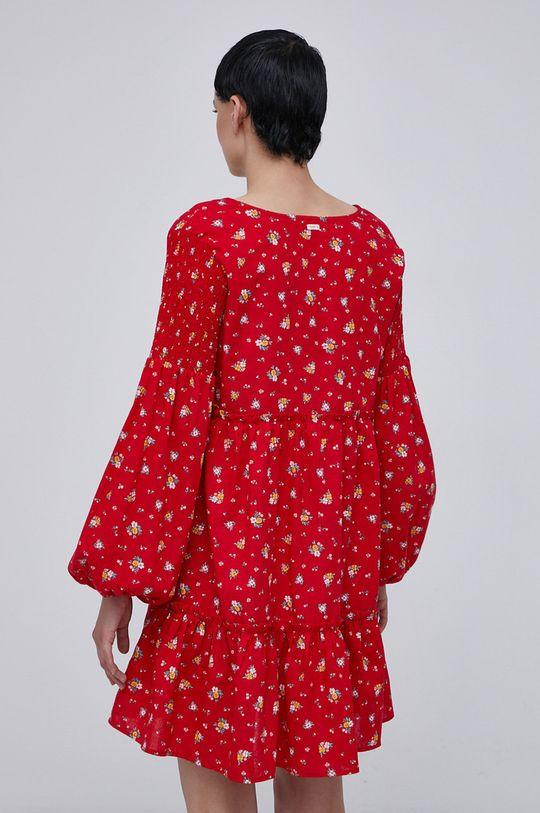 Billabong - Sukienka 85 % Bawełna, 15 % Len