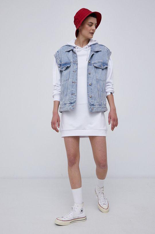Ellesse - Sukienka biały