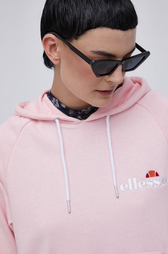 pastelowy różowy Ellesse - Sukienka