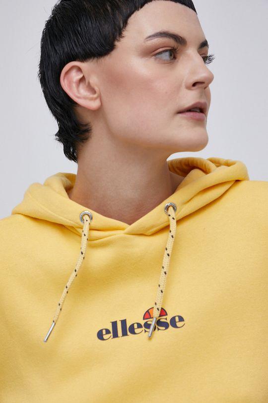 żółty Ellesse - Sukienka