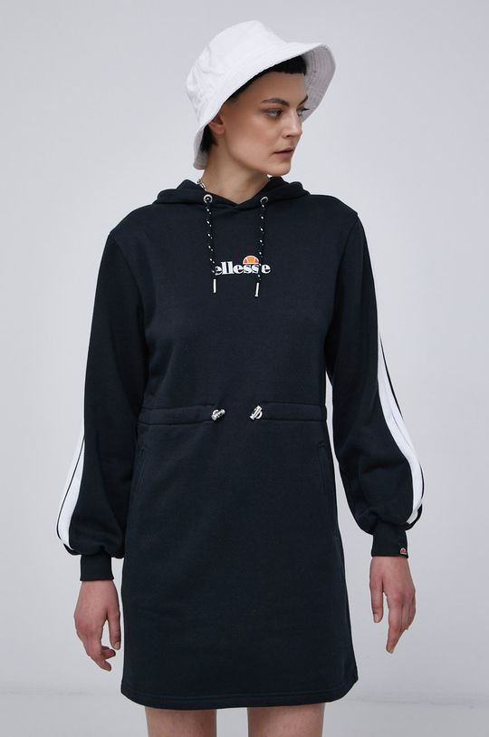 Ellesse - Sukienka czarny