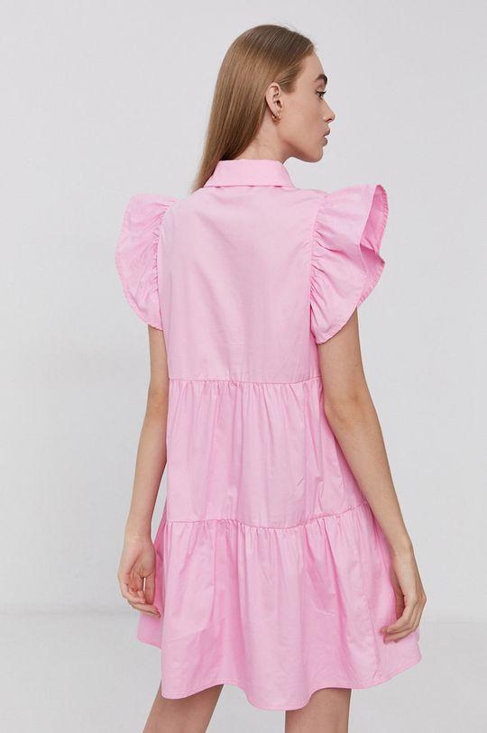 Vila - Sukienka bawełniana 100 % Bawełna