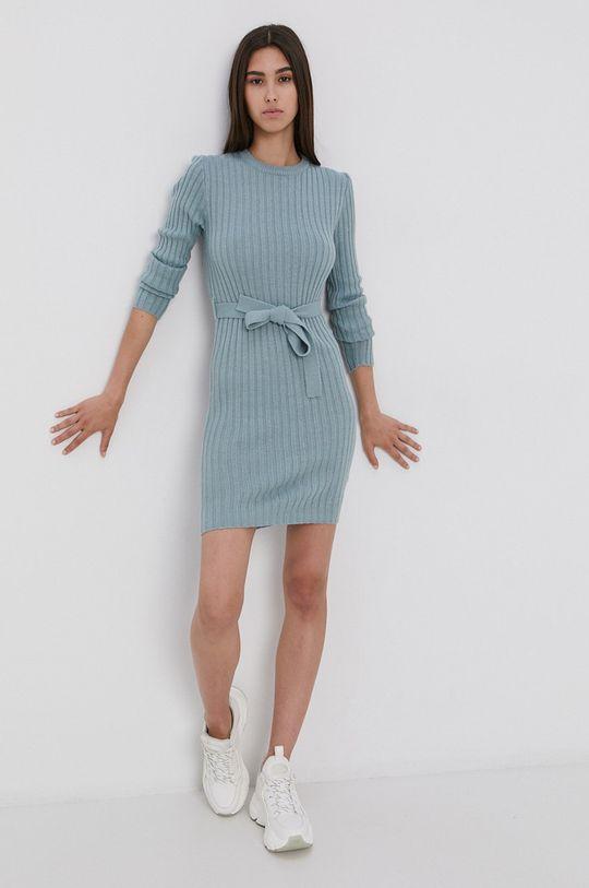Brave Soul - Sukienka jasny niebieski