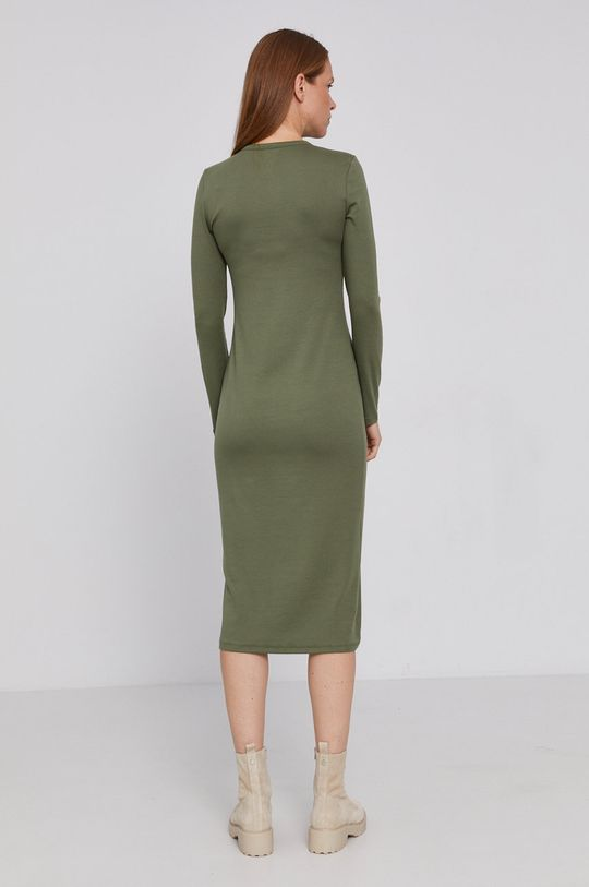 GAP - Sukienka 58 % Bawełna, 39 % Modal, 3 % Spandex