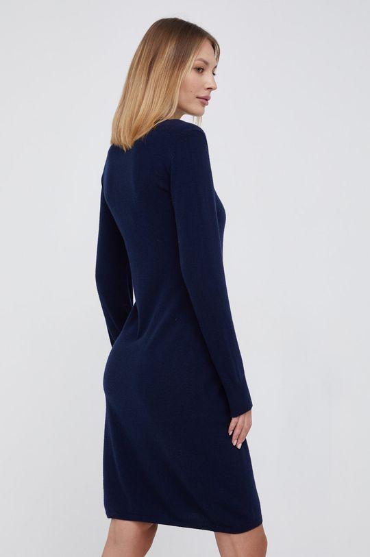 United Colors of Benetton - Sukienka wełniana 20 % Poliamid, 80 % Wełna