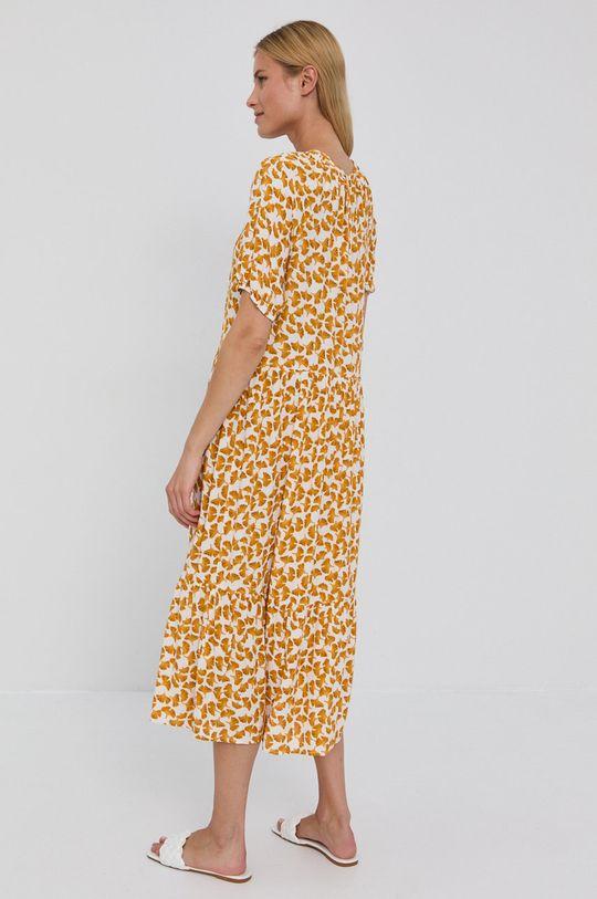 Vila - Sukienka żółty