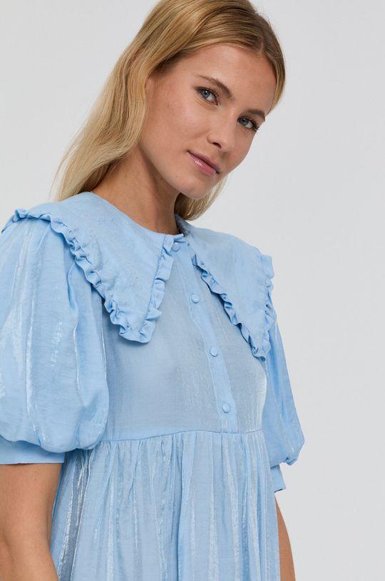 fioletowy Vila - Sukienka
