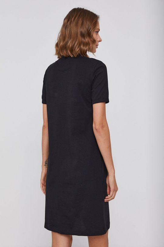 Lyle & Scott - Sukienka bawełniana 100 % Bawełna organiczna