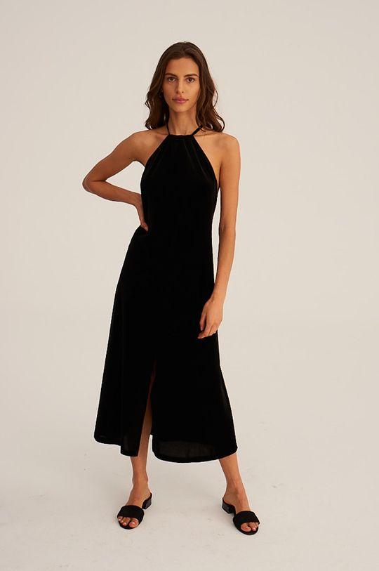 czarny Undress Code - Sukienka The French Way Damski
