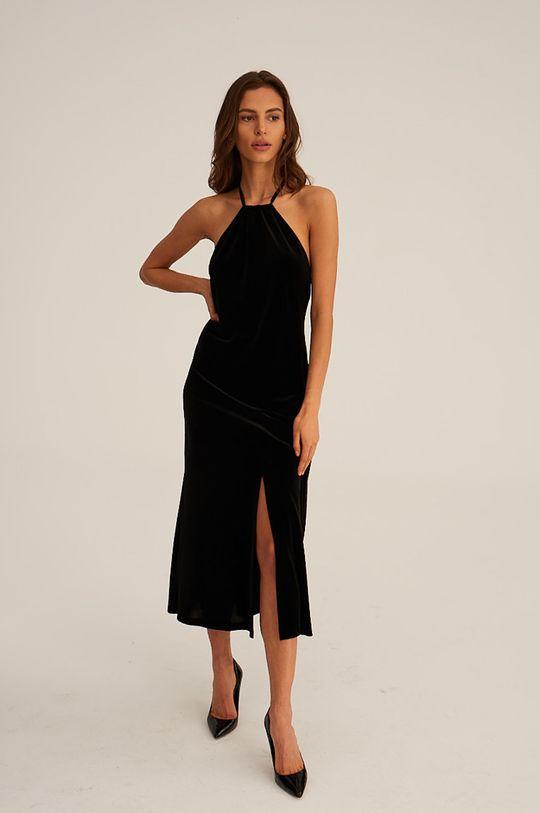 Undress Code - Sukienka The French Way czarny