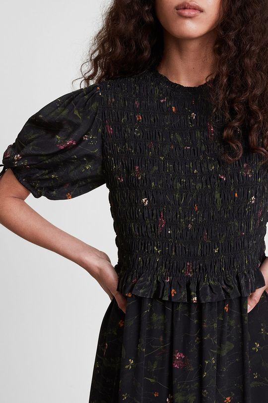 AllSaints - Sukienka czarny