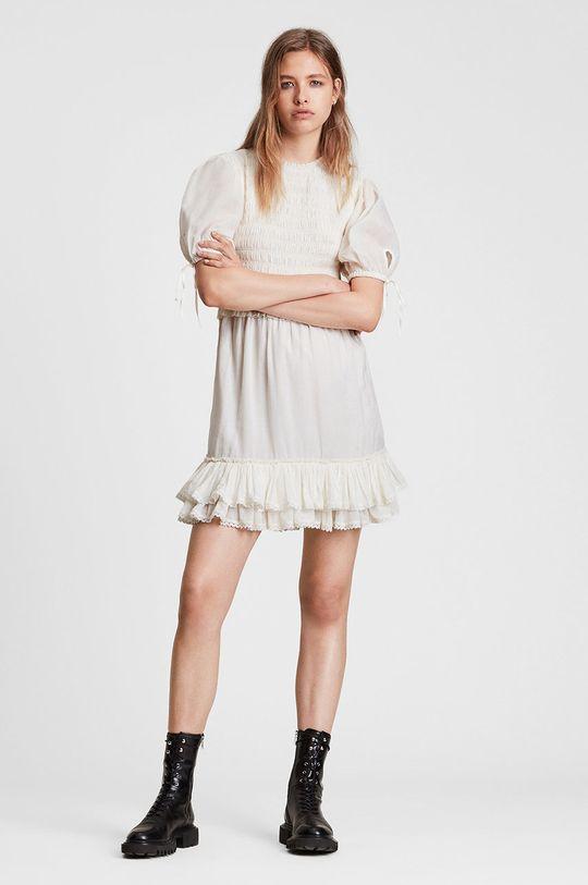 AllSaints - Sukienka Podszewka: 100 % Bawełna, Materiał zasadniczy: 45 % Bawełna, 55 % Wiskoza