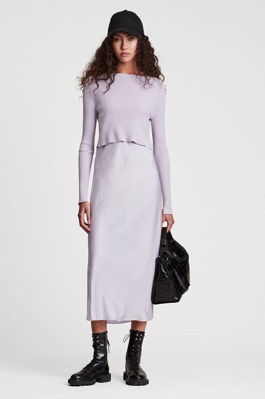 multicolor AllSaints - Sukienka i sweter Damski