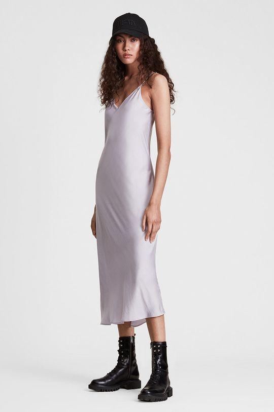 AllSaints - Sukienka i sweter Materiał zasadniczy: 29 % Poliester, 71 % Wiskoza, Inne materiały: 100 % Poliester z recyklingu