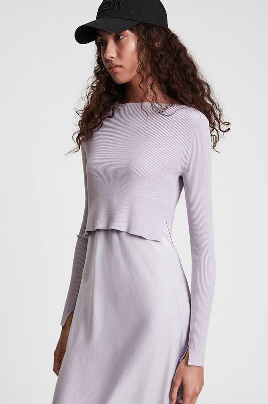 multicolor AllSaints - Sukienka i sweter