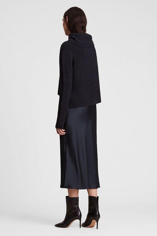 AllSaints - Sukienka i sweter Materiał 1: 3 % Elastan, 26 % Poliamid, 43 % Wełna, 18 % Wiskoza, 10 % Inny materiał, Materiał 2: 100 % Poliester z recyklingu