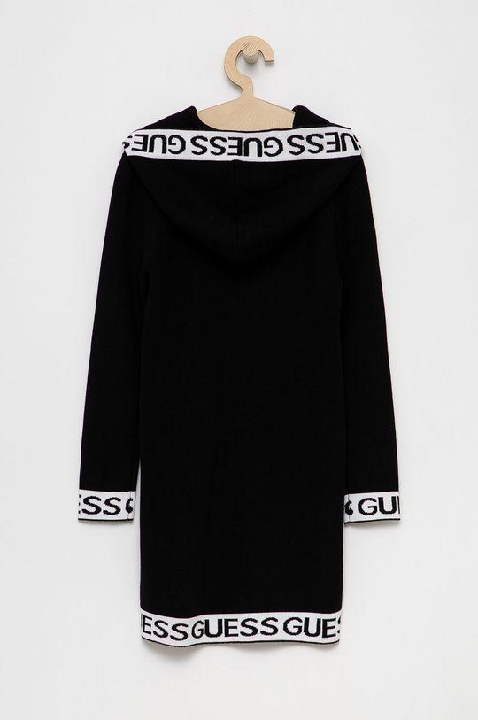 Guess - Sukienka dziecięca czarny